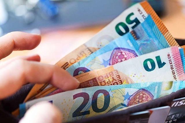 Haushaltsjahr 2021 läuft finanziell besser als geplant