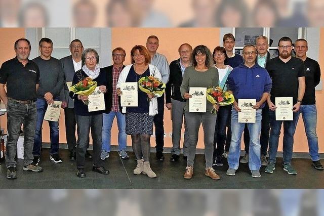 TV Riegel zeigt Solidarität mit Sportlern im Ahrtal