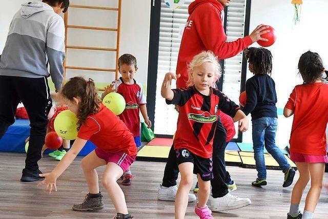 Der SC Freiburg initiiert Sportquartiere für alle Stadtteile