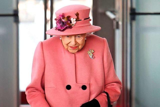 Queen Elizabeth II. will nicht