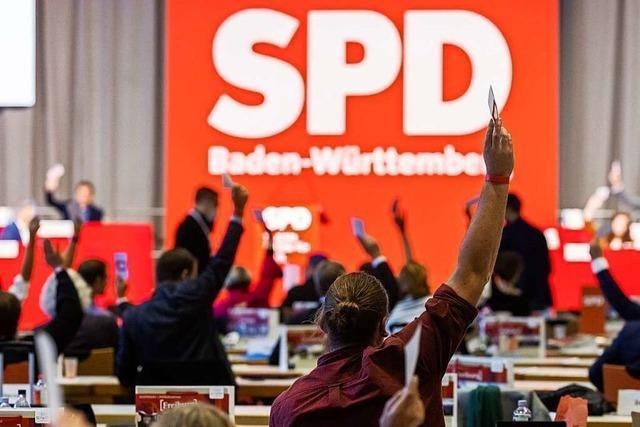 SPD feiert sich selbst: