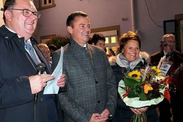 Bürgermeisterwahl in Bad Krozingen