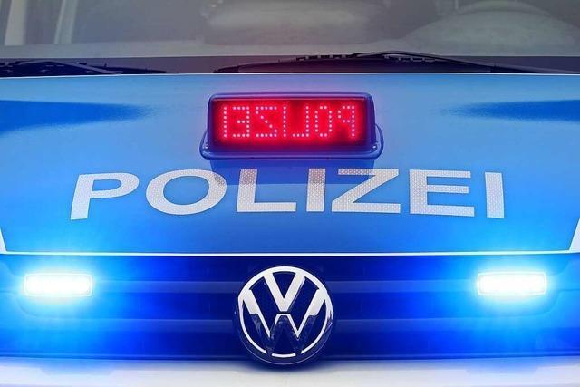 Schüsse mit Luftdruckpistole in Waldshut