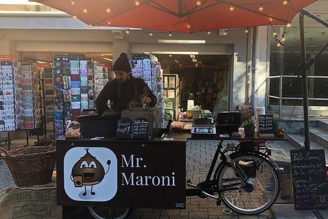 Verborgene Theken: Mr. Maroni in der Innenstadt