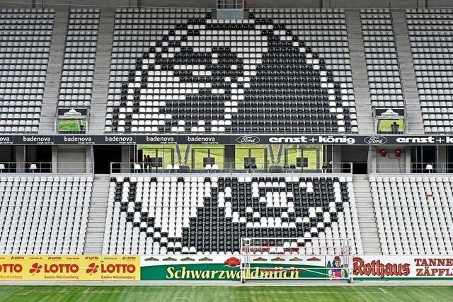 Nach Herz-Kreislauf-Stillstand im Stadion: SC trauert um Fan
