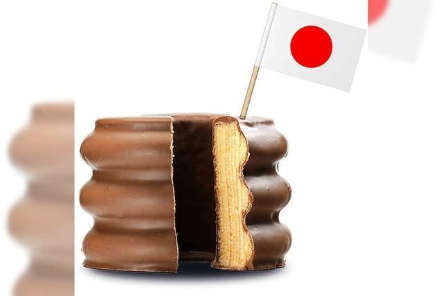 Warum deutscher Baumkuchen die Japaner glücklich macht