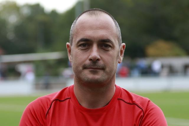 Trainer Daniel Pietzke: