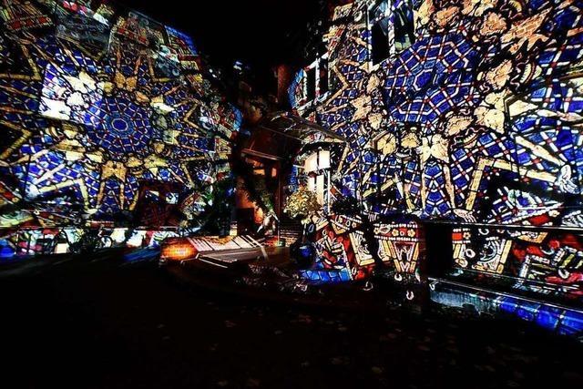 Auf das erfolgreiche Münster-Mapping folgt das Freilicht-Festival in Freiburg