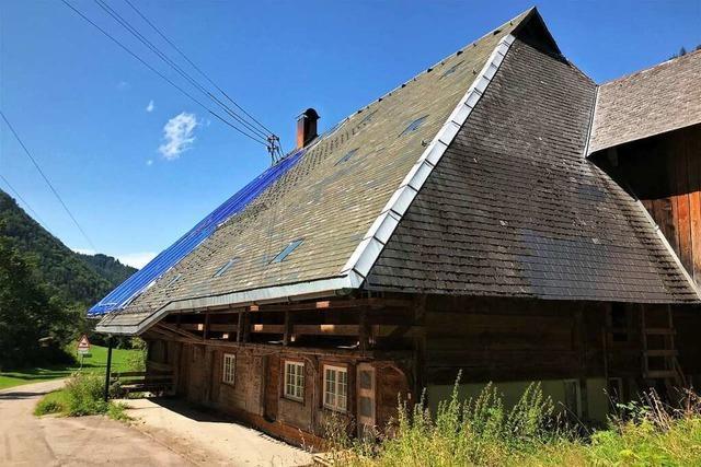 Oberrieder Gemeinderat gegen Versammlungsraum für 150 Leute im historischen Mederlehof