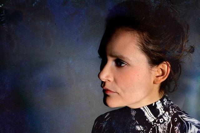 Anfang November tritt die isländische Musikerin Sóley im Jazzhaus auf