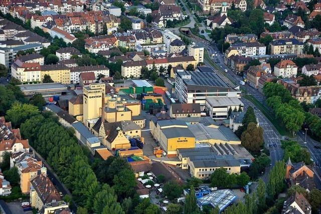 Ganter-Areal in Freiburg teilweise verkauft – Mietwohnungen geplant