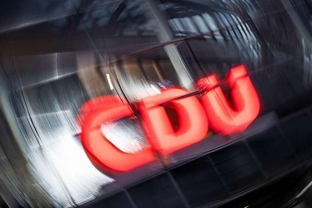 Die CDU muss entscheiden, wer Chef der CDU wird